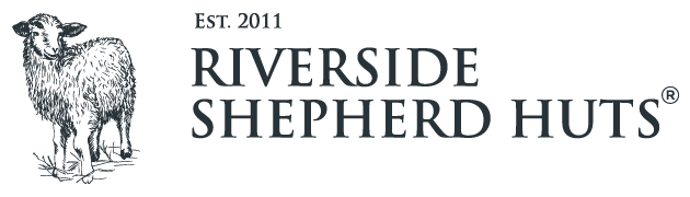 Logo Riverside Shepherd Hut
